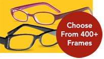 2 Pairs of Glasses for $69.95 & Free Eye Exam Offer Details