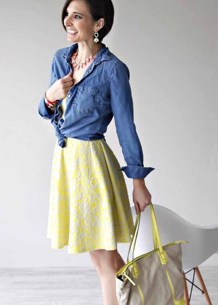 March 2016 Stitch Fix - Lex Textured Knit Dress @mriekephotos
