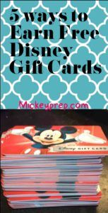 How to earn free Disney gift cards, ways to earn free Disney gift cards. Cheap Disney vacation on a budget. best place to buy disney gift cards