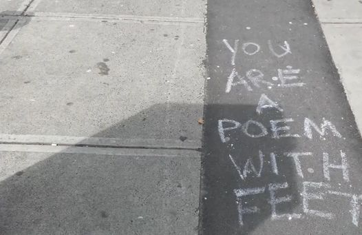 nezua: americankimchi: nezua: dreamsister: you are a poem with feet dancing down every sunlit street bobbing your iambic lines to the beat sipping your smoothie of whiskey and wheat