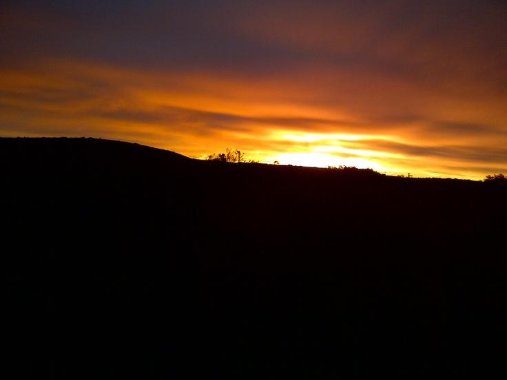 Lalibela sunrise
