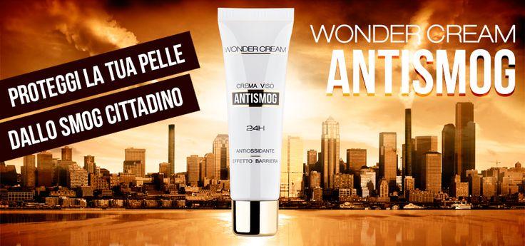 Proteggi la tua pelle dallo Smog quotidiano