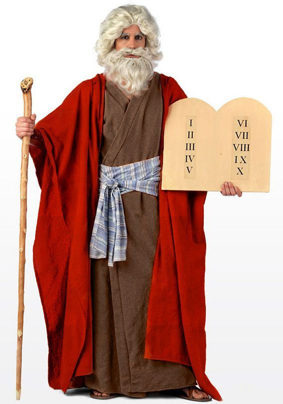 Bible Character Costumes Homemade