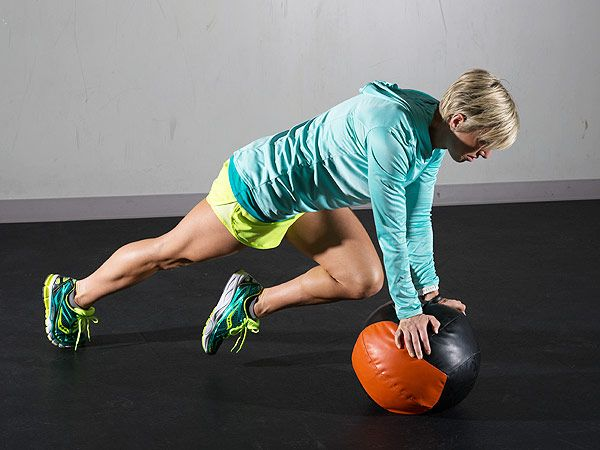 Great move for core/abs!