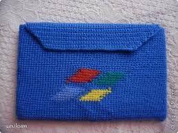 связать крючком чехол для планшета - Поиск в Google