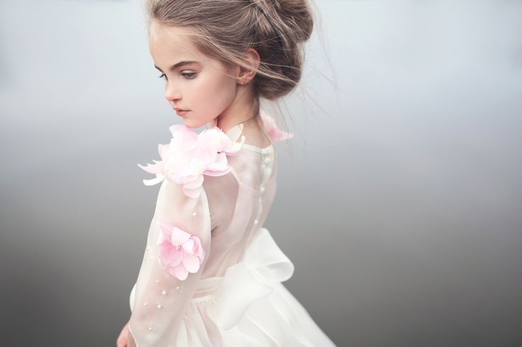Pretty georgette delicate and dreamy kids fashion from Aristocrat Kids for spring 2016: