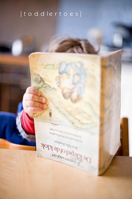 Leer es importante... aunque sea al revés!!
