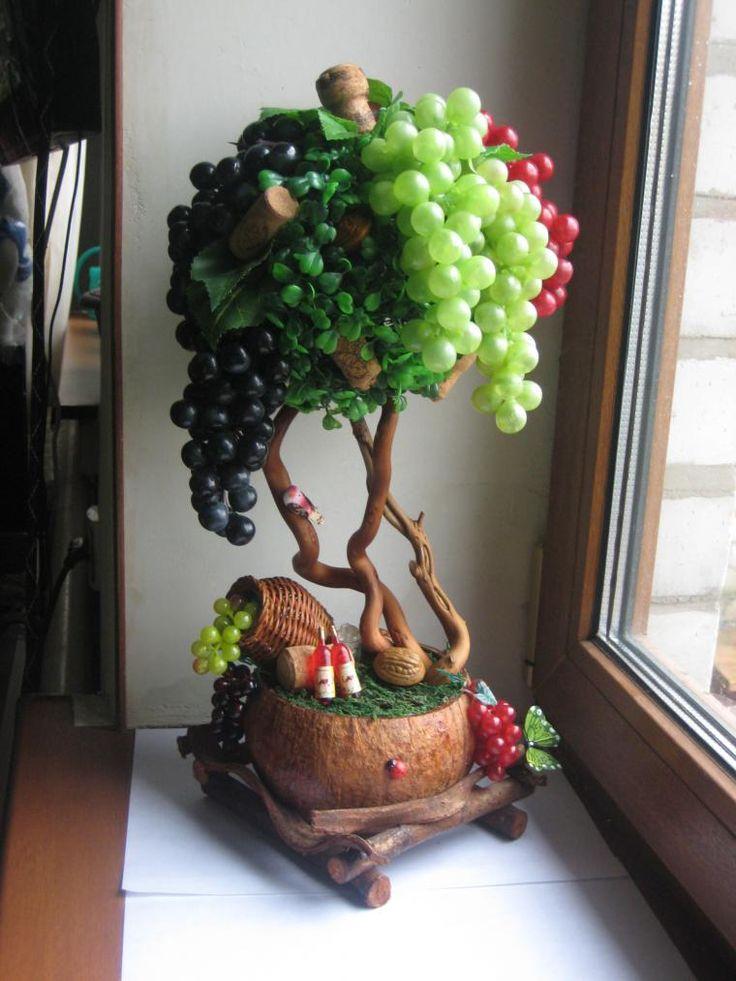 Дерево Счастья своими руками, или Из истории искусства создания топиариев - Ярмарка Мастеров - ручная работа, handmade