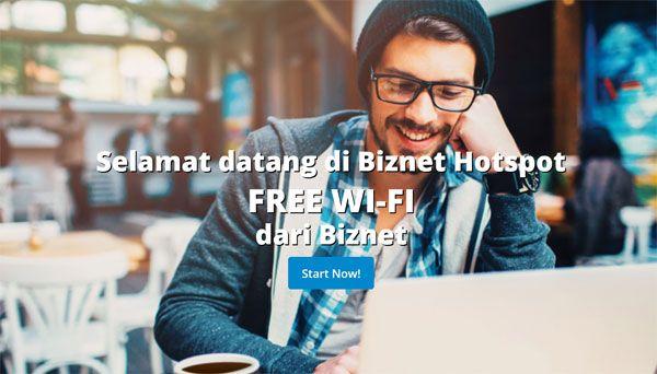 Biznet Hotspot, Free Wifi Service Now Spread at 5,000 More Points | DetikApps