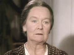 Mary Hignett As Mrs Hall the housekeeper in All Creatures Great And Small