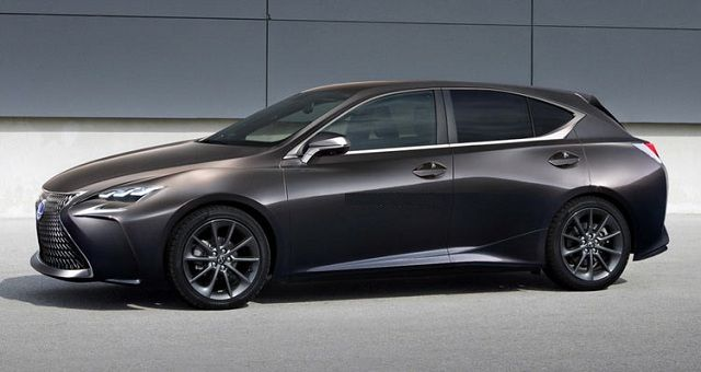The 2018 Lexus CT200H Is the Model's Sportiest Version Ever | American Luxury