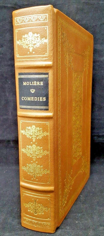 Franklin Library / Oxford University Press COMEDIES Moliere MINT | eBay