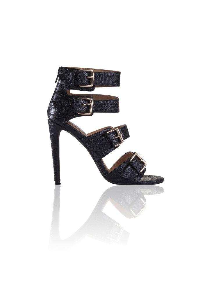 TOKA DETAYLI BANTLI TOPUKLU AYAKKABI  #shoes #ipekyol #ss15 #highheels #ss15shoes