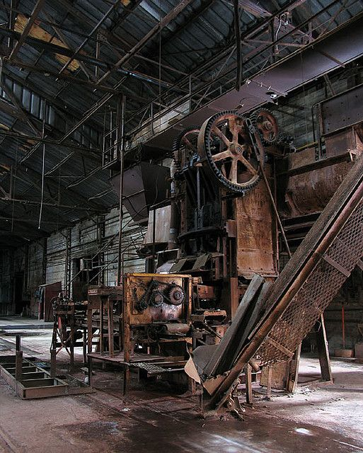 57 Best Production Gear Images On Pinterest: 17 Best Images About Abandoned Factories On Pinterest