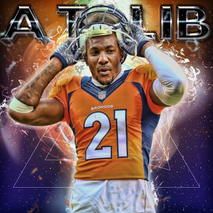 mens denver broncos aqib talib nike orange game jersey