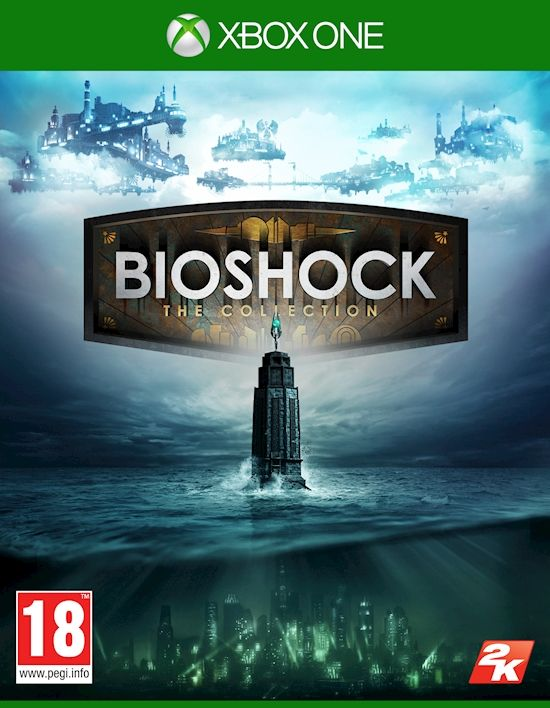 """""""BioShock: The Collection"""" review  """"You and Me kid. Were going places."""""""