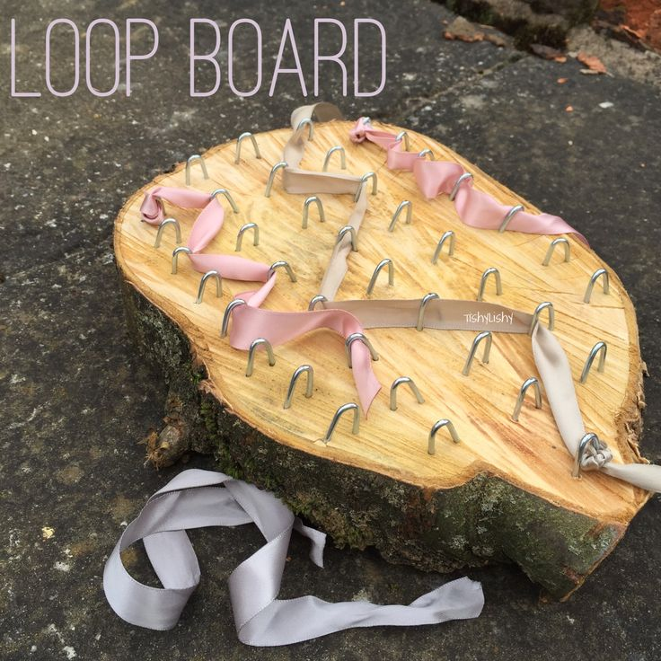 My DIY loop board