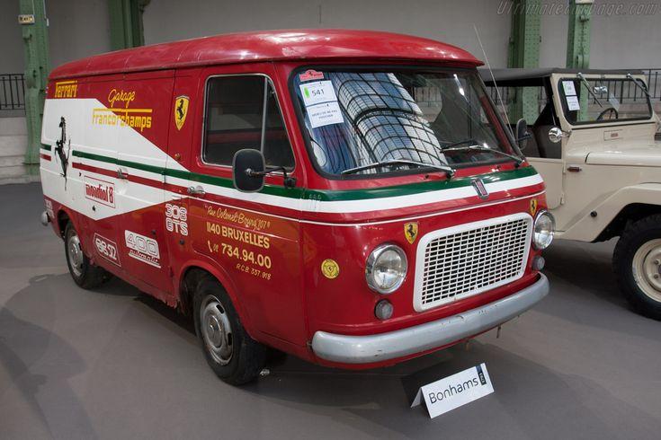 Fiat 238 Fourgon - Chassis: 238B10106116 - 2013 Retromobile