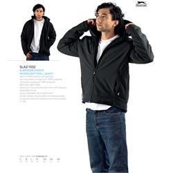 Branded Slazenger Lennox Padded Softshell Jacket | Corporate Logo Slazenger Lennox Padded Softshell Jacket | Corporate Clothing