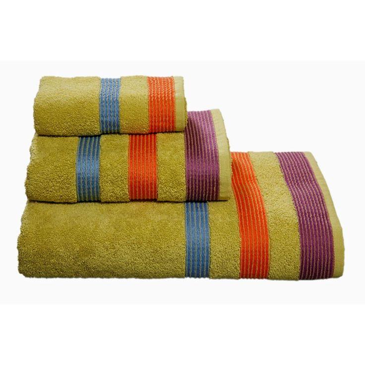 100% Cotton 500gr/m²   To σετ αποτελείται από 1 πετσέτα χεριών..