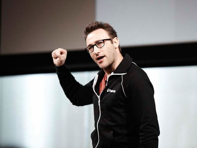 2000 years ago they would have called this guy Jesus. #SimonSinek #Talent #Inspiration