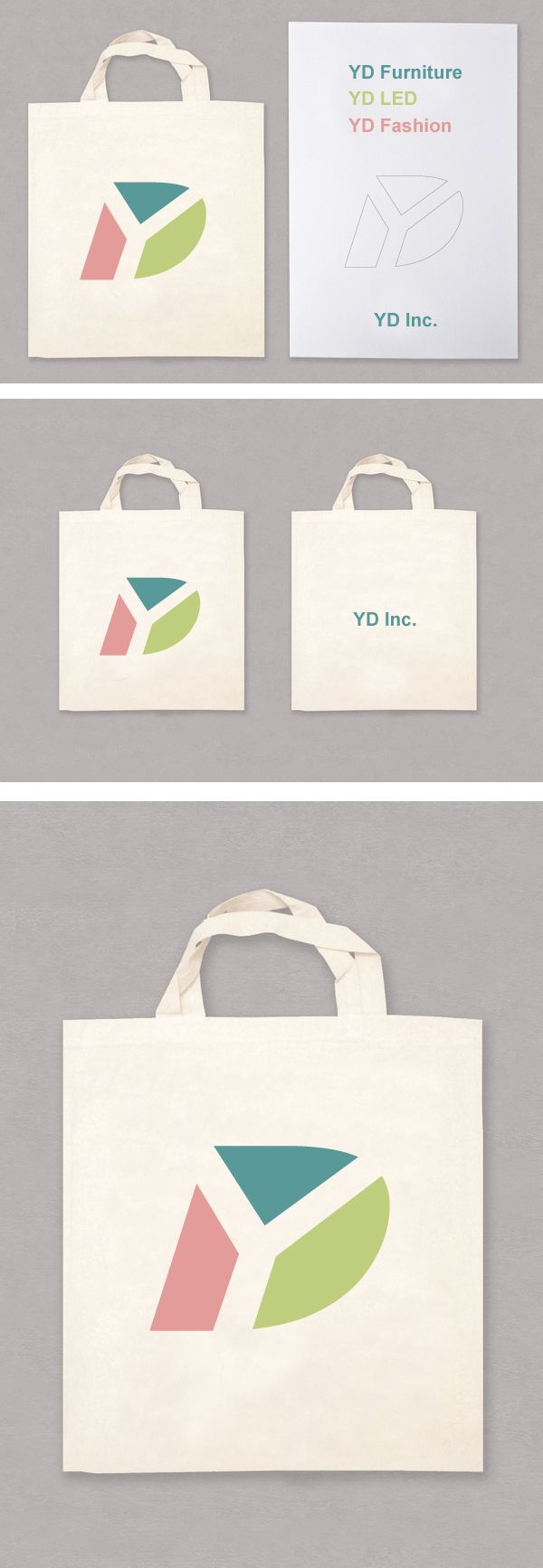 Logo design / Client_YD Inc / vayu
