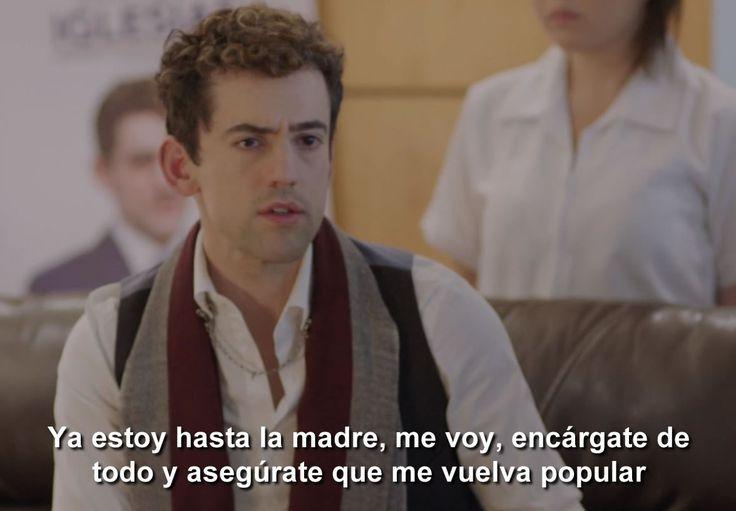 Frases de Chava Iglesias   Club de Cuervos
