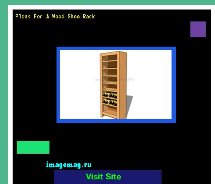 Plans For A Wood Shoe Rack 095729 - The Best Image Search