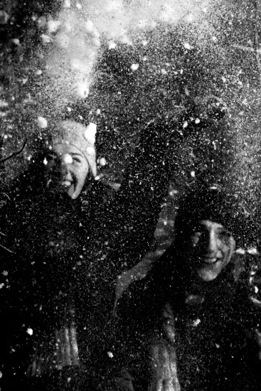 There is something so heartwarming about youth enjoying the cold. It reminds us all to stow away our worries and instead embrace the simple, carefree joys of life. Such was my emphasis with this photograph. https://contest.thesca.org/snow2012/joy-winter