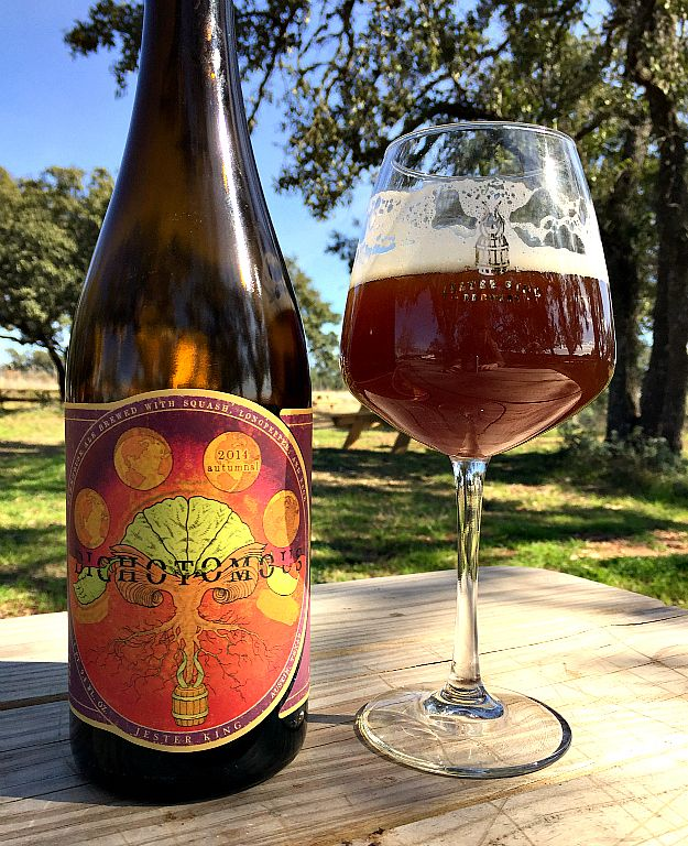 Jester King Brewery: Introducing Jester King 2014 Autumnal Dichotomous