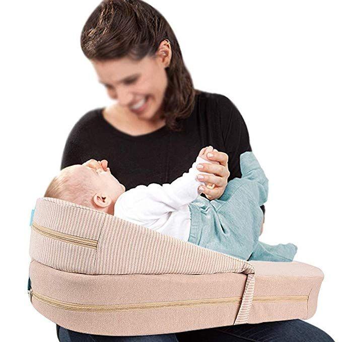 eterly infant nursing pillow feeding