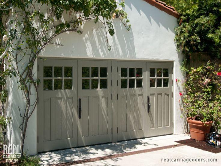 craftsman style garage garage door panels double carriage garage regarding Top  10 Types of Carriage Garage. 17 Best ideas about Carriage Garage Doors on Pinterest   Carriage