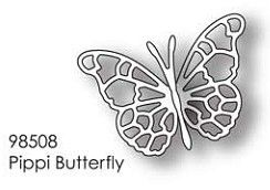 Memory Box Butterfly Pippi Die 98-508