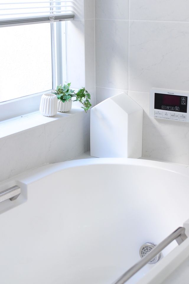 生活感を隠してスッキリ バスルームの収納アイテム 浴室リフォーム 小さなバスルームの収納 バスルームの装飾