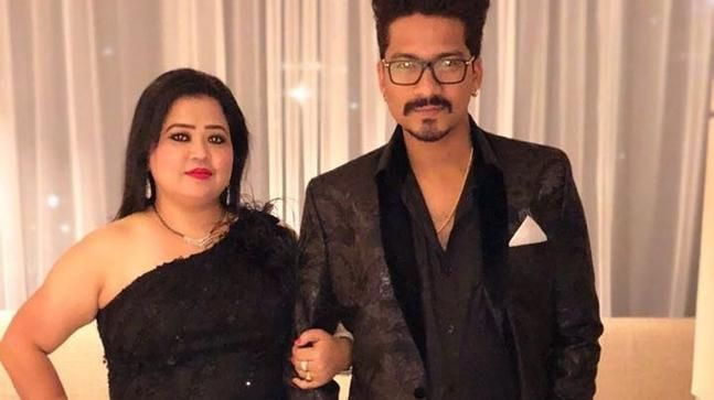 Comedy queen Bharti Singh got this expensive gift from husband Haarsh Limbachiyaa