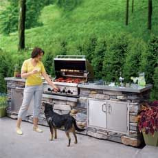This Old house - Build an Outdoor Kitchen