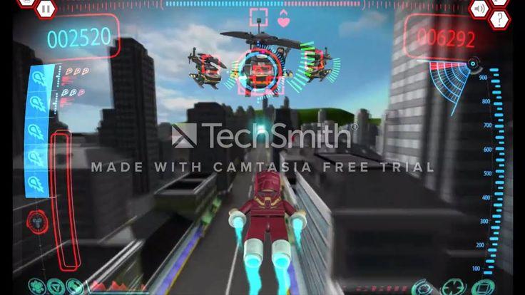 Lego Marvel Super Heroes Game Iron Men 3 || 2017 Full HD