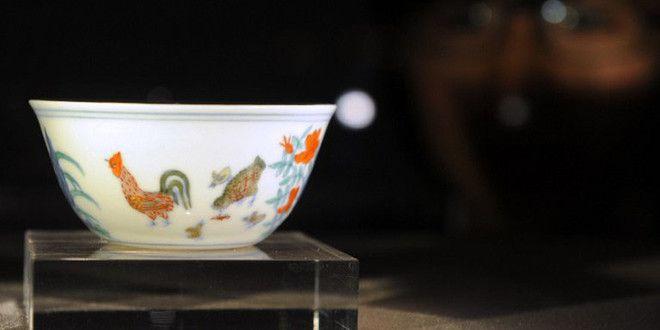 Un bol Ming s'envole à 36 millions de dollars chez Sotheby's Propriétés de Provence Sotheby's International Realty