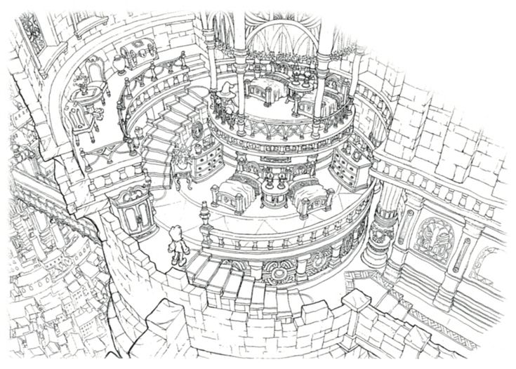Kusanagi Studio Final Fantasy IX Artwork Images - The Final Fantasy Wiki - 10 years of having more Final Fantasy information than Cid could research!