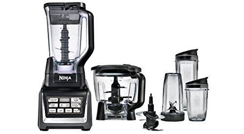 Nutri Ninja Ninja Blender System with AutoIQ Includes 18oz 24oz and 32oz cups BL682 * See this awesome image @