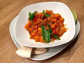 Das weltbeste vegane Süßkartoffel-Curry, ein gutes Rezept aus der Kategorie Gemüse. Bewertungen: 13. Durchschnitt: Ø 4,1.