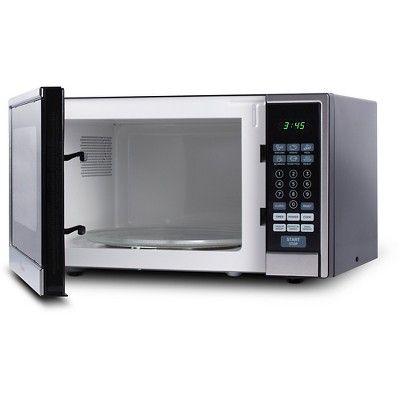 Westinghouse 1.1 Cu.Ft. 1000 Watt Microwave Oven - Black