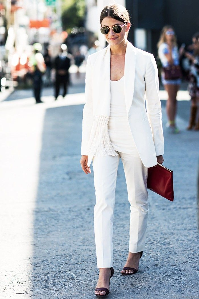50 Street Style Outfit Ideas Good Enough to Bookmark via @WhoWhatWear