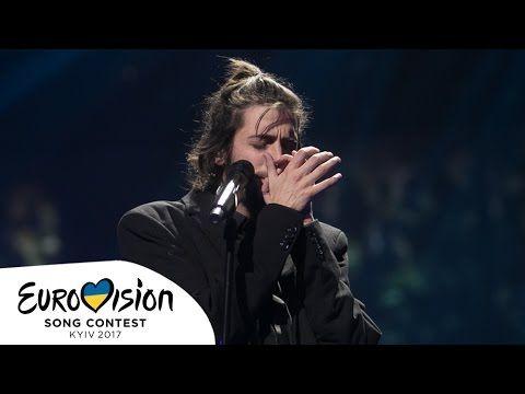 PORTUGALIA - Salvador Sobral - Amar Pelos Dois (próba - Eurowizja 2017) - YouTube