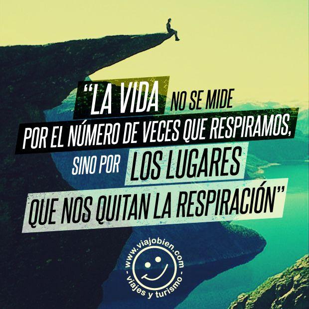 #frases #viajes #life #travel