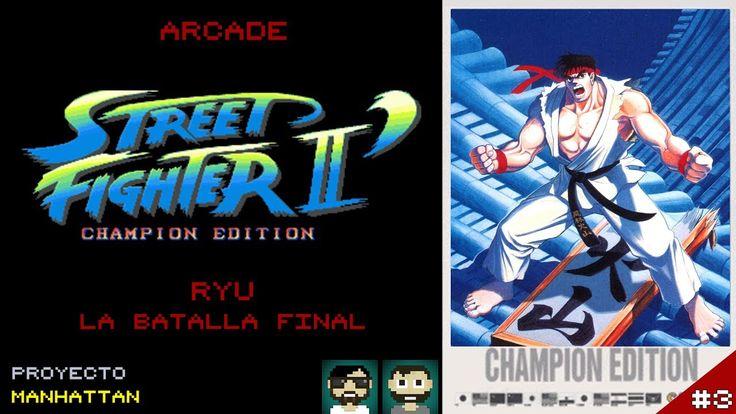 La Batalla Final - Street Fighter II