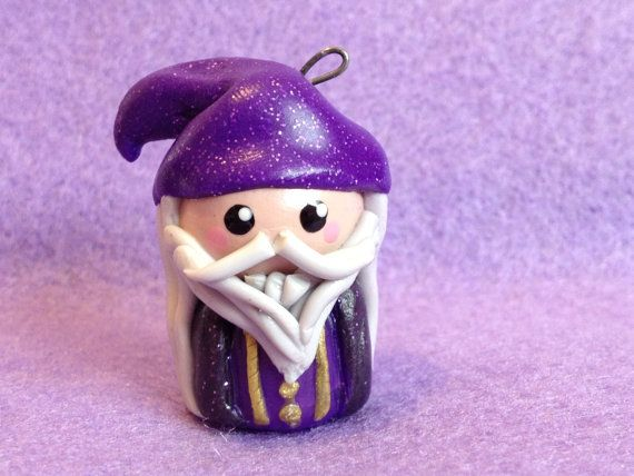 Chibi Dumbledore from Harry Potter by CuteChibisandMore on Etsy, £6.00