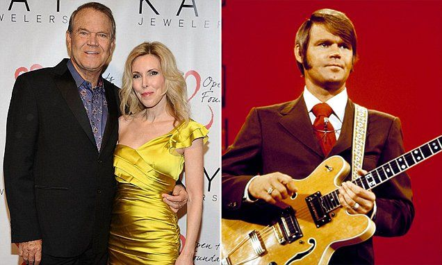 Country music star Glen Campbell is ravaged by Alzheimer's
