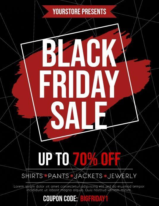 Black Friday Black Friday Addesign In 2020 Black Friday Black Friday Sale Flyer Black Friday Sale Ads