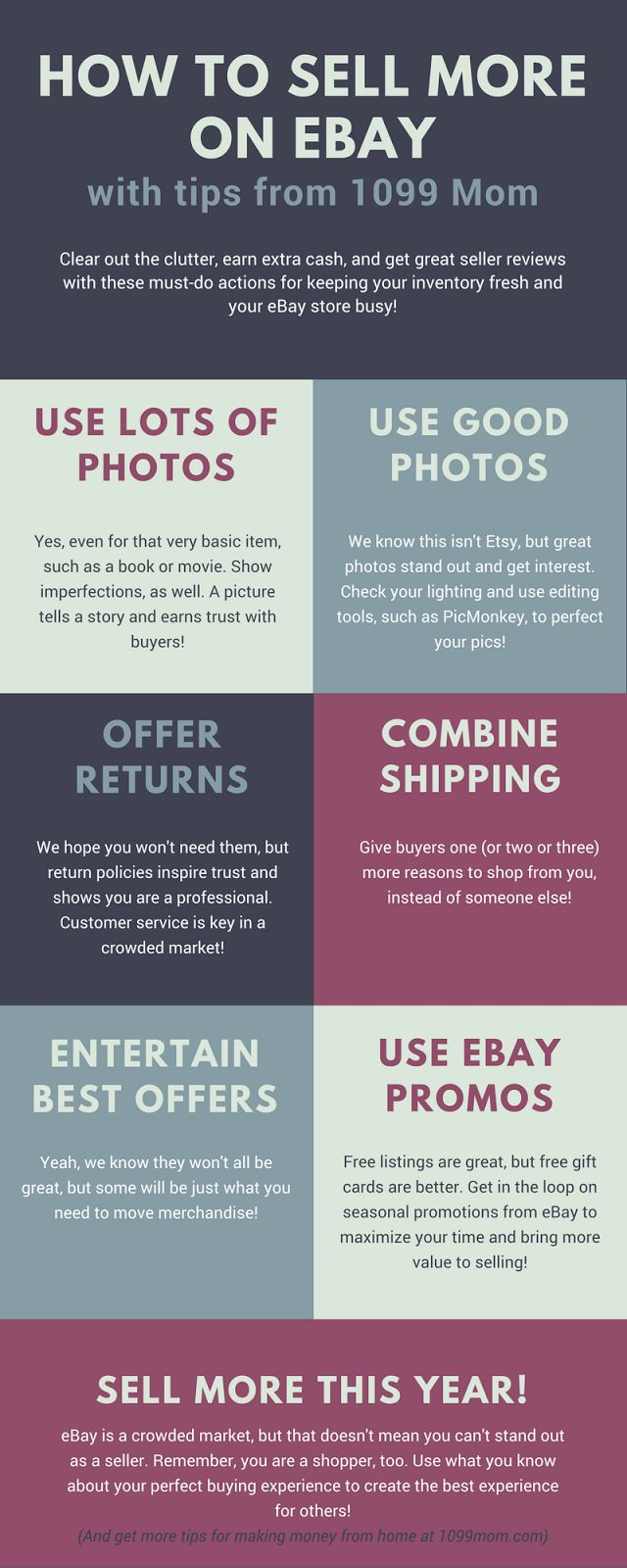 Learn how to sell more on eBay with these tips fro…